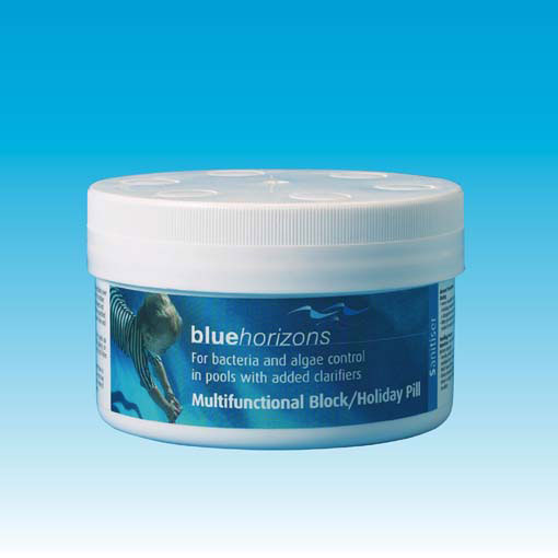 Blue Horizons 600g Multifunctional Chlorine Tablet