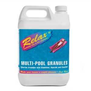 Multifunctional Stabilised Chlorine Granules