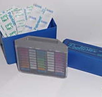 Test Kit for Bromine / pH / Alkalinity
