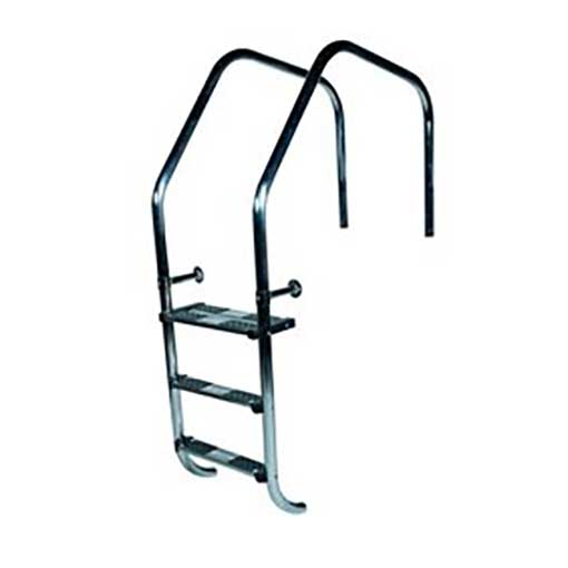 Certikin Stainless Steel Pool Overflow Ladder