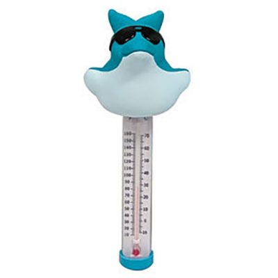 Derby Dolphin Thermometer
