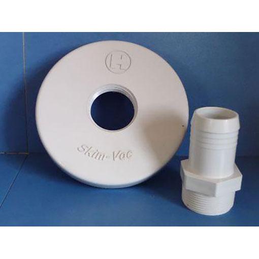 Hayward Vacuum Plate + Adaptor