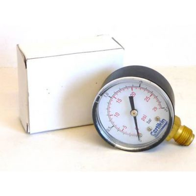 Pressure Gauge For Sand Filters - Base Entry