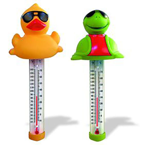 Derby Duck or Dolphin Thermometers