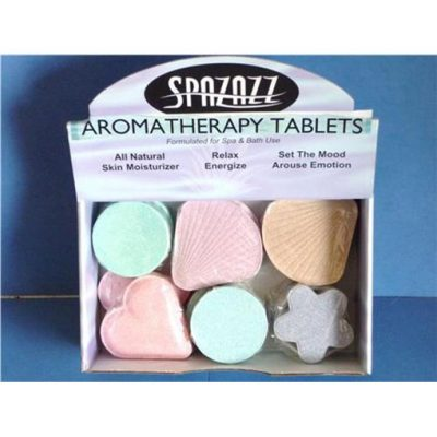 SpaZazz Aromatherapy Tablets - Box of 12