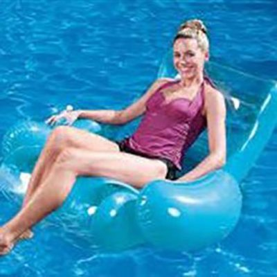 Swimline Inflatable Rocking Fun Float Lounger