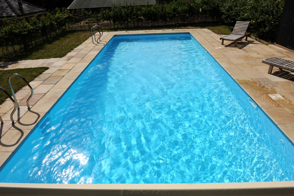 Diy Block And Liner Pool Kit Pool Dimensions 10 X 20
