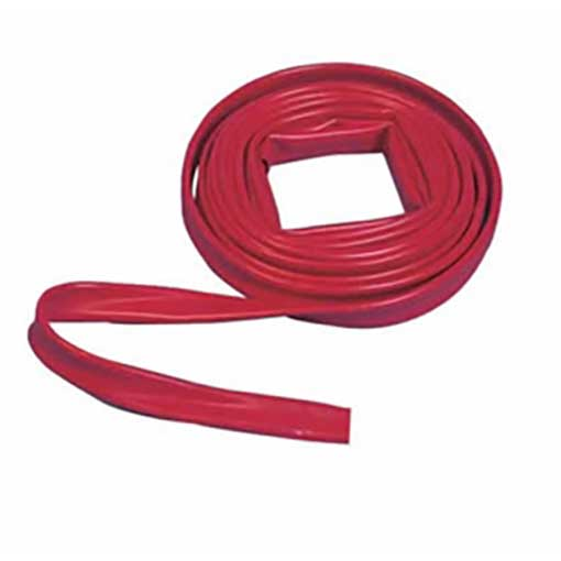 Backwash Hose - Deluxe (Red) 100ft Length