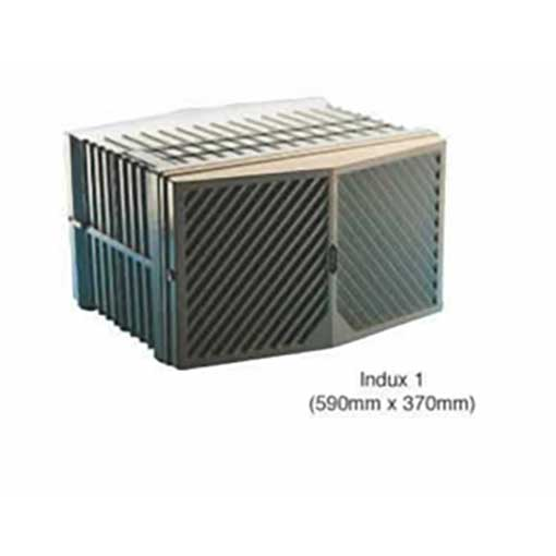 Indux 1 - Heat Recovery Ventilation - Through The Wall Unit