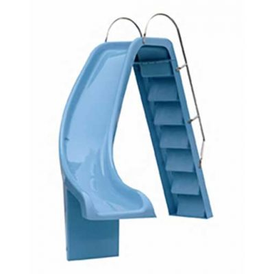 "Country Leisure 7ft6"" Curved Swimming Pool Slide"
