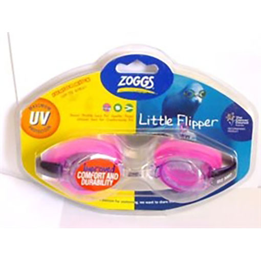 Zoggs Little Flipper Junior Swimming Goggles