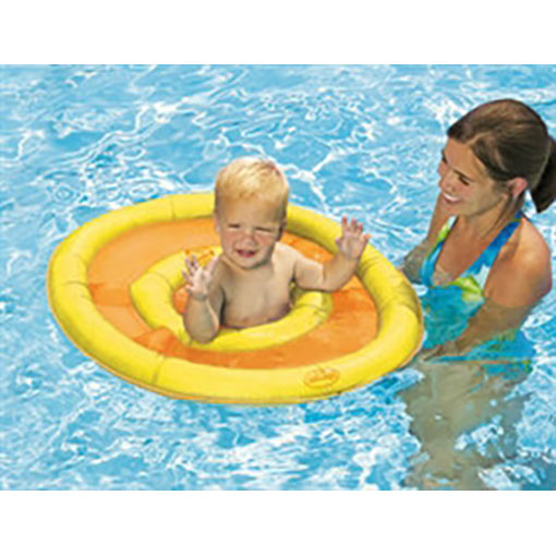 Swimways Inflatable Baby Spring Float