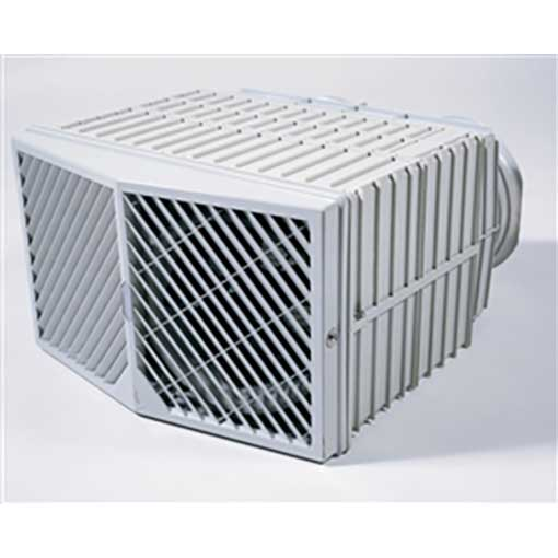 Indux 4 - Semi Remote Unit - Heat Recovery Ventilation