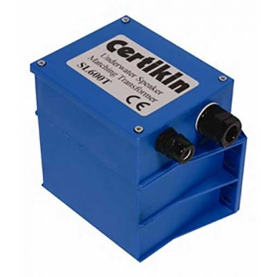 Certikin Under Water Speaker Isolating Transformer