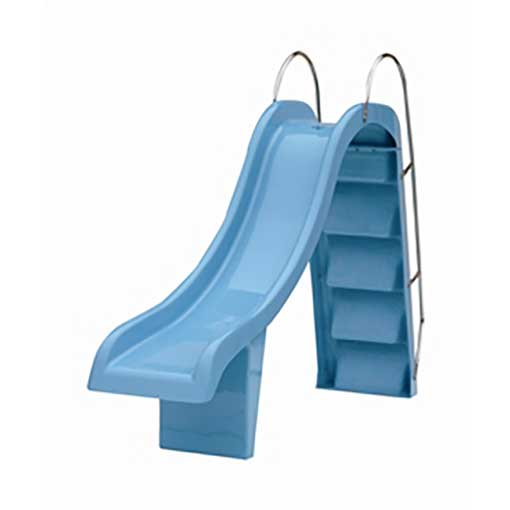 Country Leisure 6' Straight Swimming Pool Slide